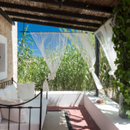 (Español) Hotel rural en Ibiza – Terraza habitación 1