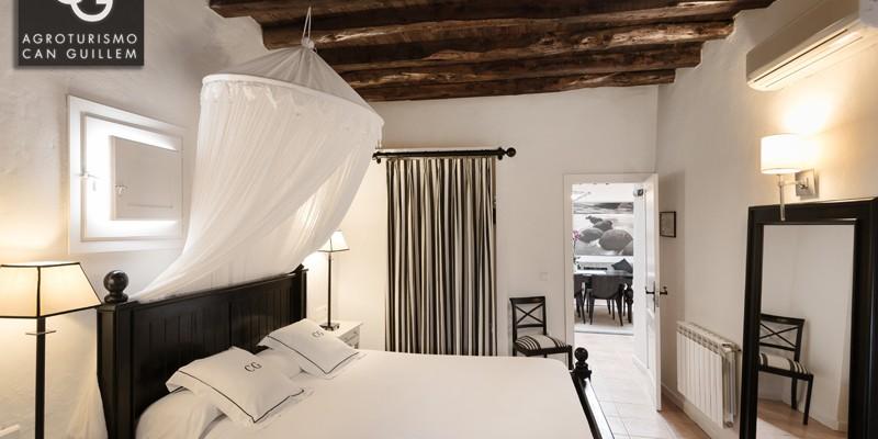 Habitación doble - Hotel Rural en Ibiza