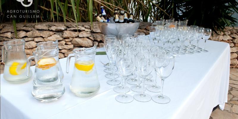 Eventos - Hotel Rural en Ibiza